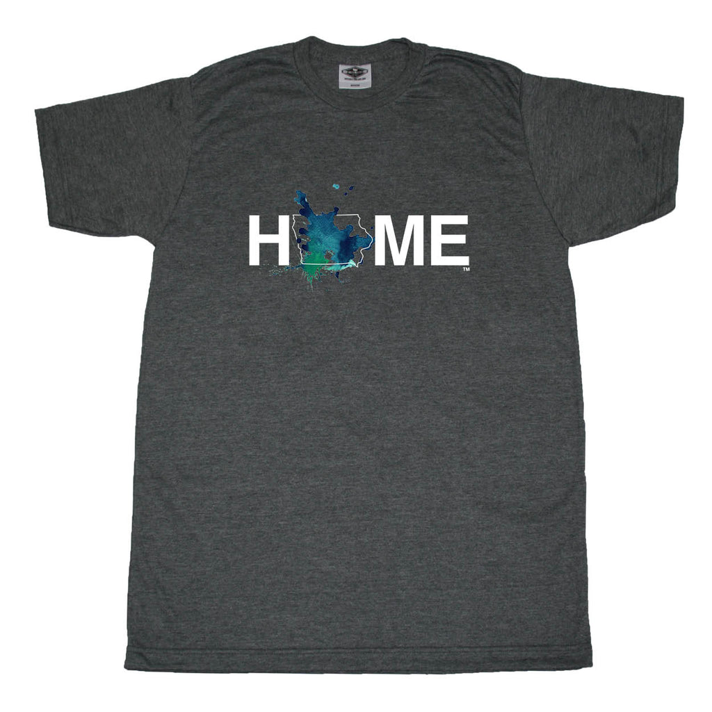 IOWA TEE | HOME | PAINTED BLUE/GREEN