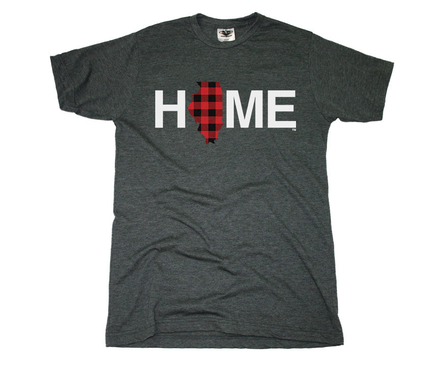 ILLINOIS TEE | HOME | PLAID
