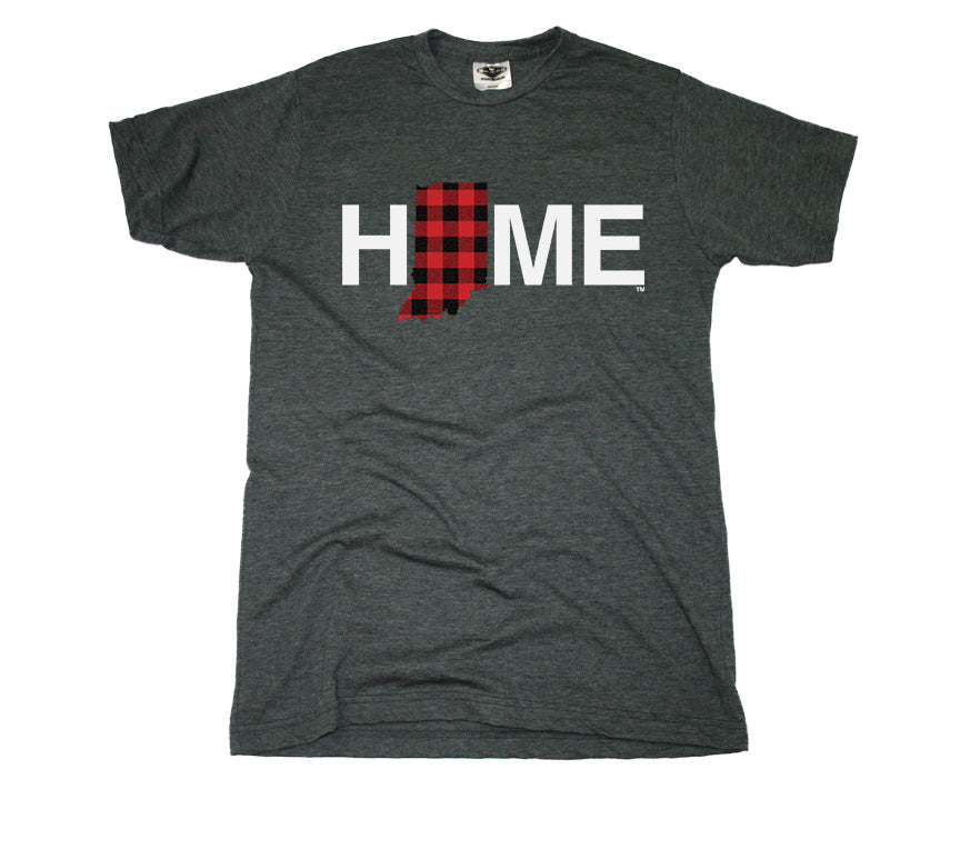 INDIANA TEE | HOME | PLAID
