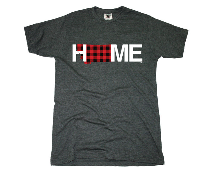 MONTANA TEE | HOME | PLAID