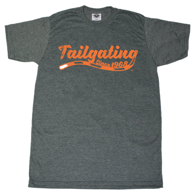 OHIO TEE | TAILGATING | ORANGE