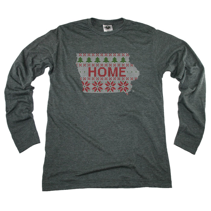 IOWA LONG SLEEVE | HOME |  SWEATER