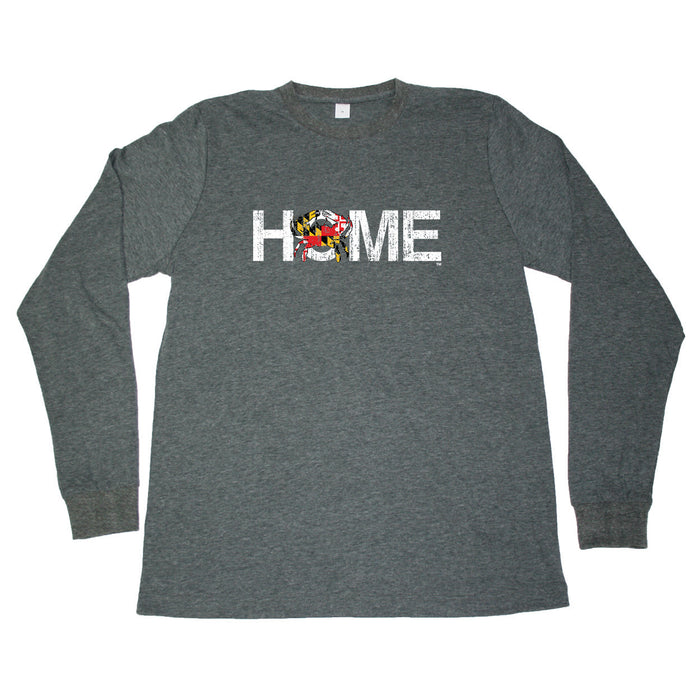 MARYLAND LONG SLEEVE TEE | HOME | CRAB