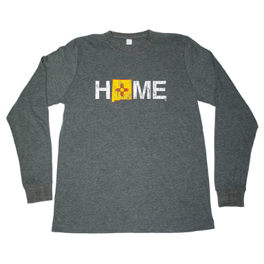 NEW MEXICO LONG SLEEVE TEE | HOME | FLAG - My State Threads
