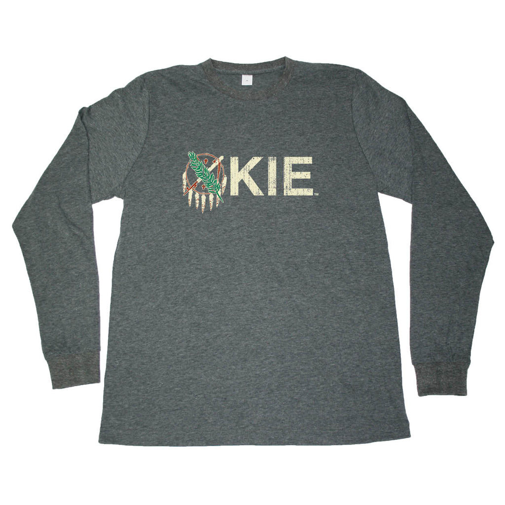 OKLAHOMA LONG SLEEVE TEE | OKIE | FLAG