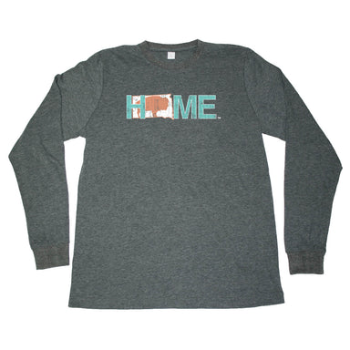SOUTH DAKOTA LONG SLEEVE TEE | HOME | BISON