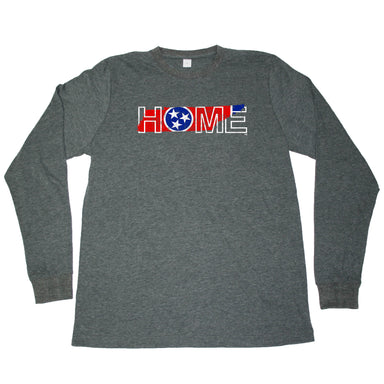 TENNESSEE LONG SLEEVE TEE | HOME | FLAG - My State Threads