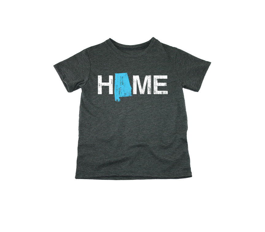 ALABAMA KIDS TEE | HOME | BLUE