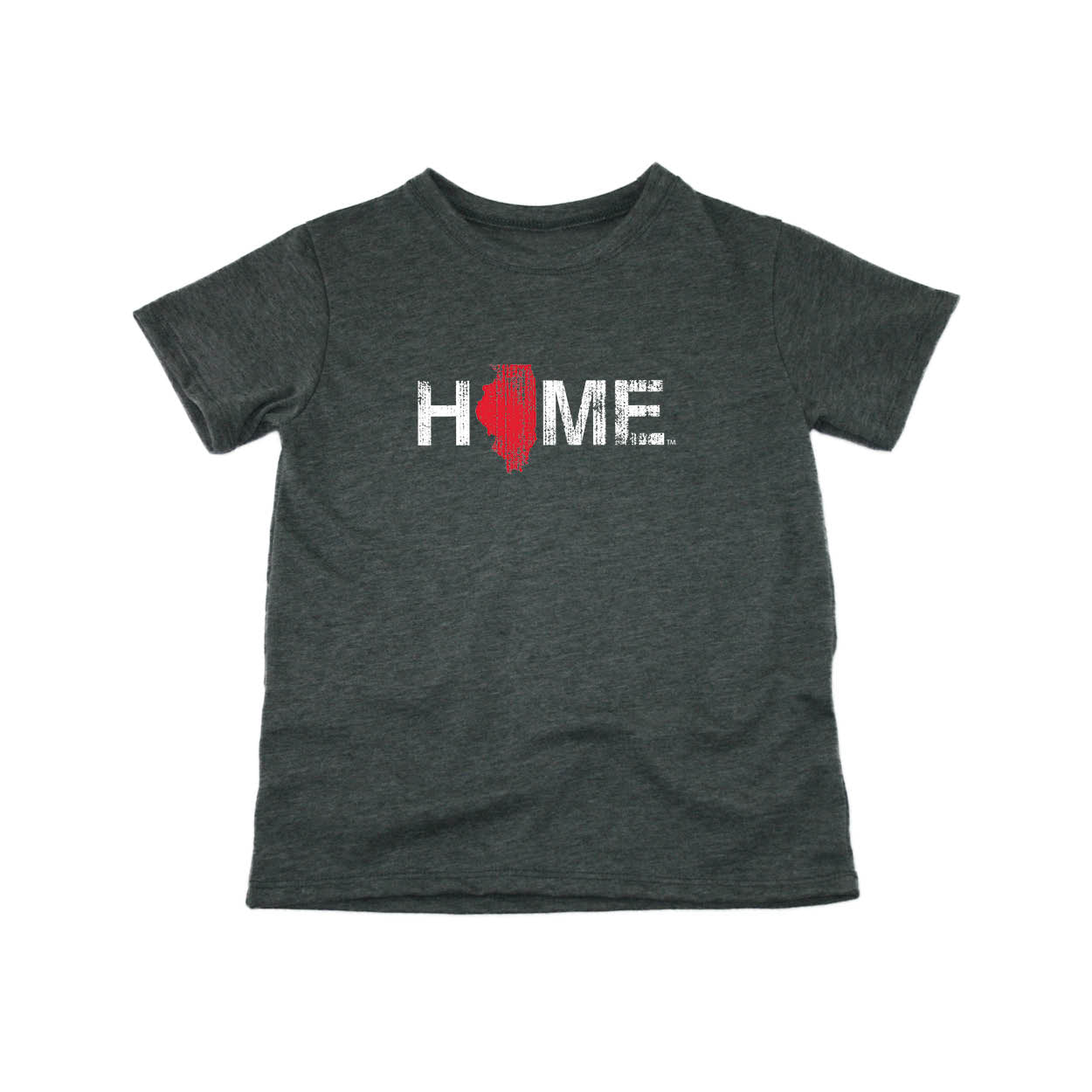 ILLINOIS KIDS TEE | HOME | RED