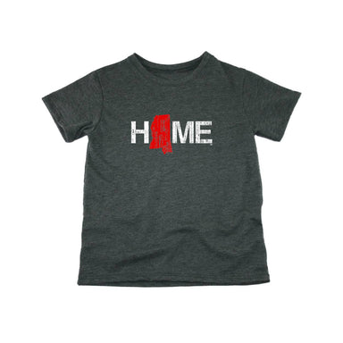 MISSISSIPPI KIDS TEE | HOME | RED
