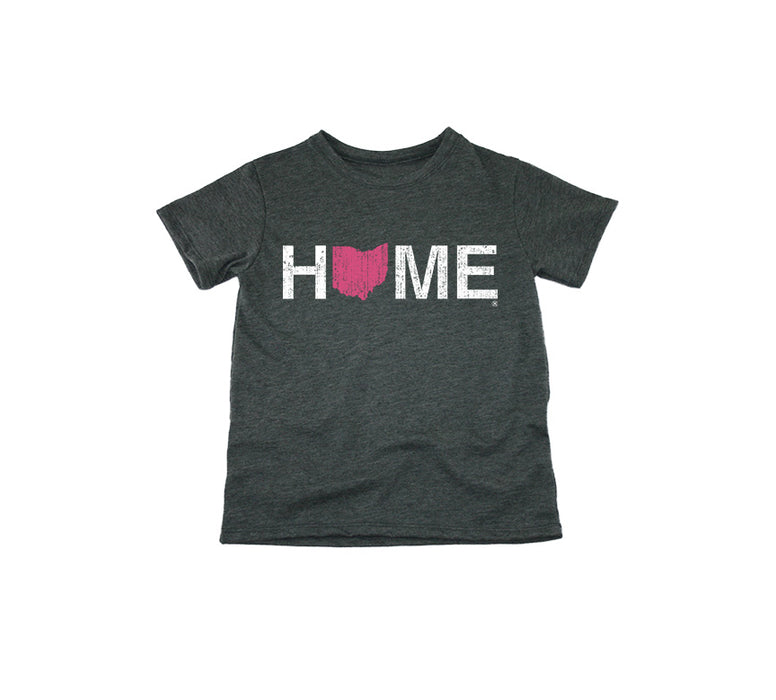 OHIO KIDS TEE | HOME | PINK
