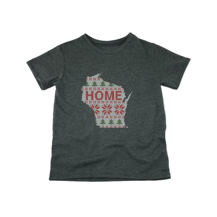 WISCONSIN KIDS TEE | HOME | SWEATER