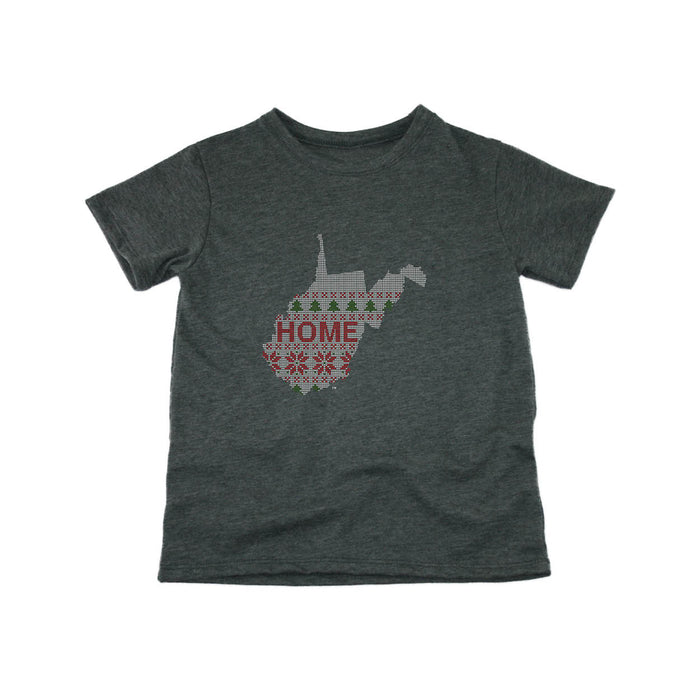 WEST VIRGINIA KIDS TEE | HOME | SWEATER