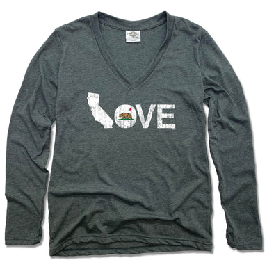 California LOVE - Ladies' Longsleeve