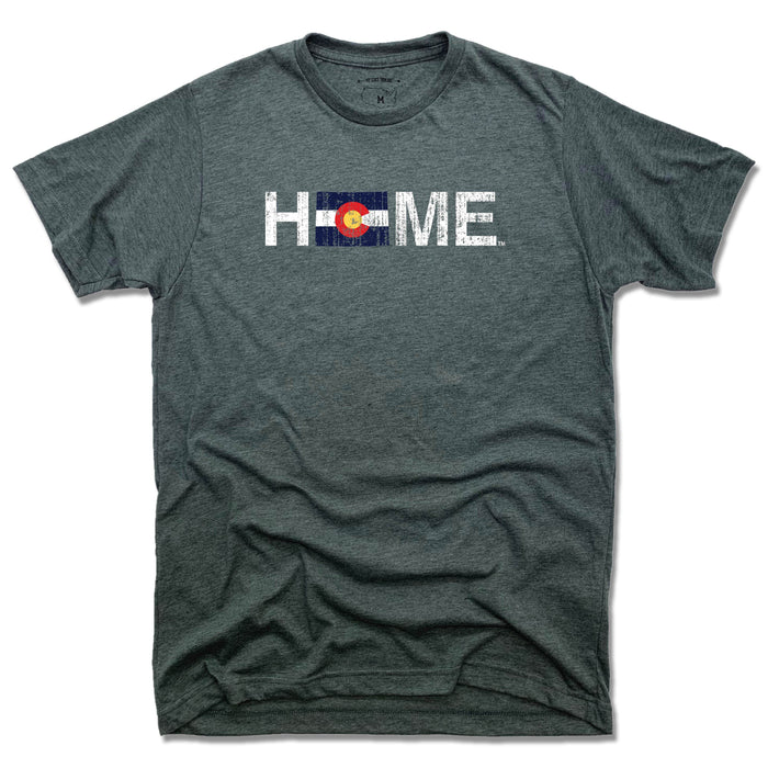 COLORADO TEE | HOME | FLAG