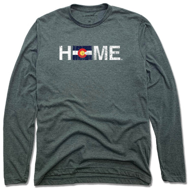 COLORADO LONG SLEEVE TEE | HOME | FLAG