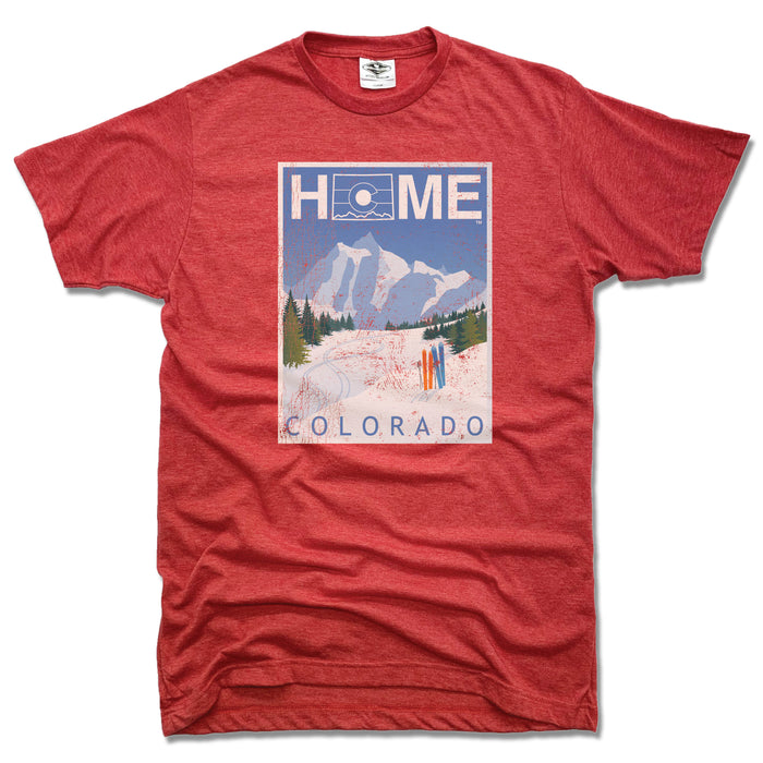 COLORADO RED TEE | HOME | POSTER