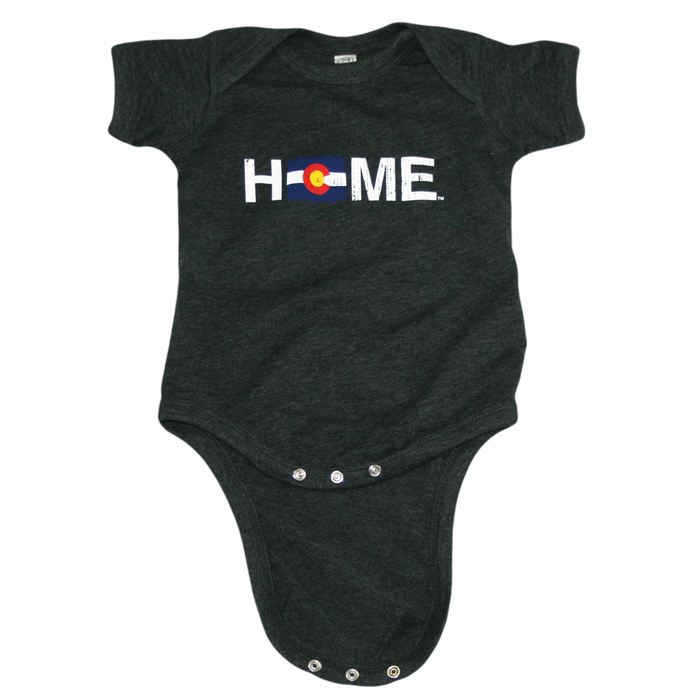 COLORADO ONESIE | HOME | FLAG