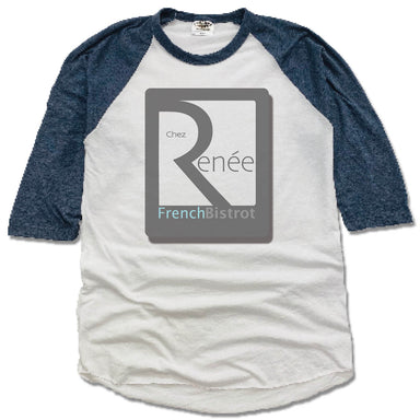 CHEZ RENEE FRENCH BISTROT | 3/4 Sleeve | LOGO