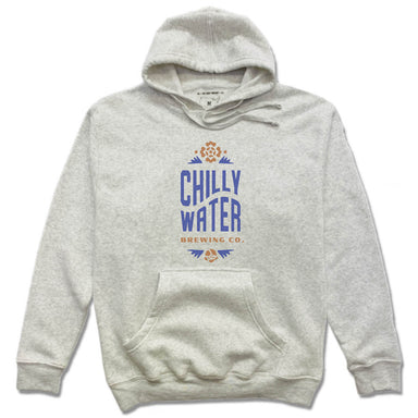 CHILLY WATER BREWING | HOODIE | CWB VERTICALSPOT COLOR LOGO