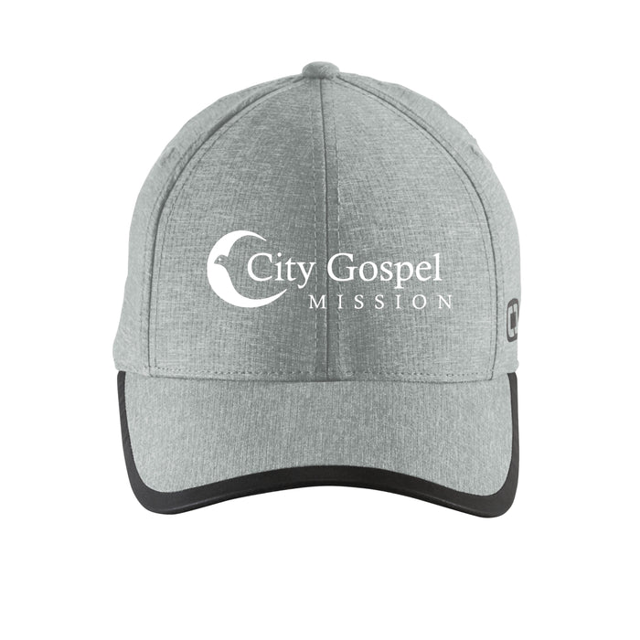 City Gospel Mission Embroidered Flux Cap