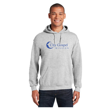 City Gospel Mission Pullover Hoodie