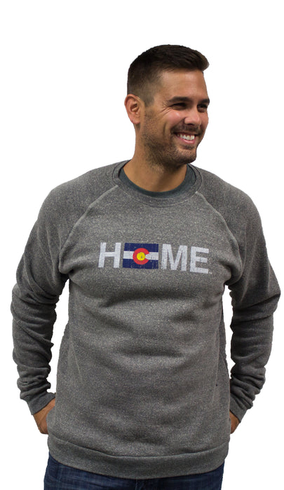 COLORADO SWEATSHIRT | HOME | FLAG