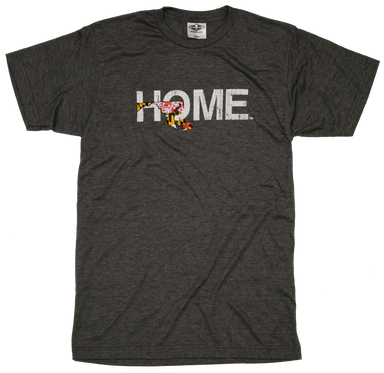 MARYLAND TEE | HOME | FLAG - My State Threads