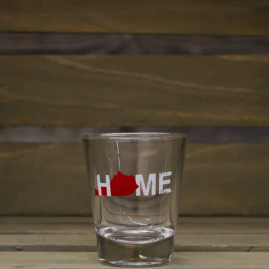 Kentucky Shot Glass | HOME | Red - My State Threads