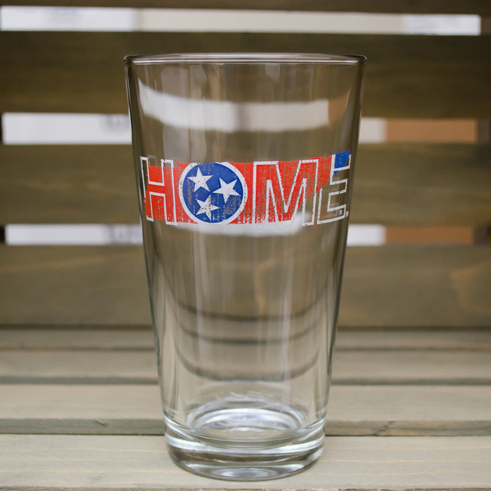 TENNESSEE PINT GLASS | HOME | FLAG