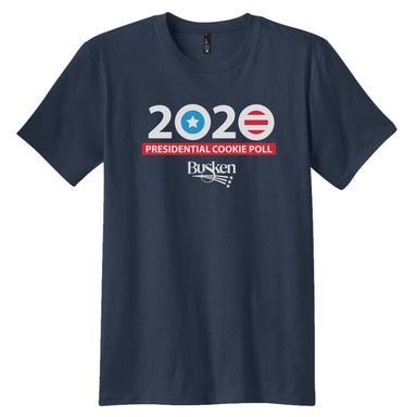 BUSKEN BAKERY | 2020 PRESIDENTIAL COOKIE POLL TEE