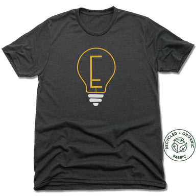 ENLIGHTENMENT COFFEE | UNISEX BLACK Recycled Tri-Blend | BLUB