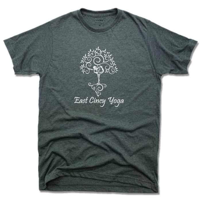 EAST CINCY YOGA | UNISEX TEE | TREE
