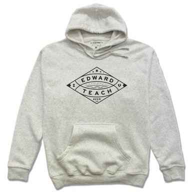 EDWARD TEACH BREWING | FRENCH TERRY HOODIE | DESIGN