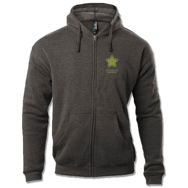 FIBONACCI BREWING COMPANY | ZIP HOODIE | COLOR LOGO
