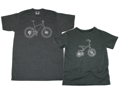 MOUNTAIN BIKE / TRI-CYCLE | MATCHING TEE SET
