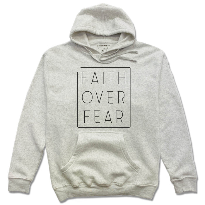 NHCC | HOODIE | FAITH OVER FEAR