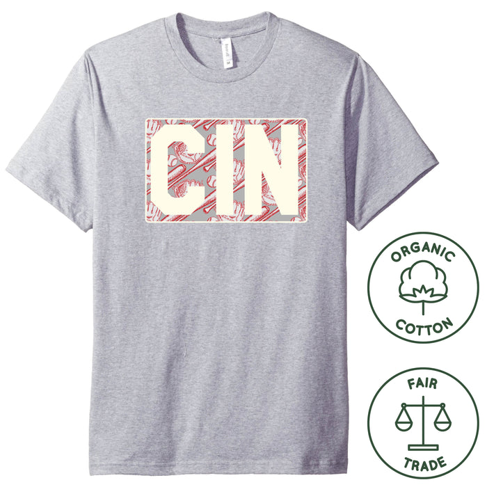 55887775c9b OHIO LIGHT GRAY UNISEX TEE
