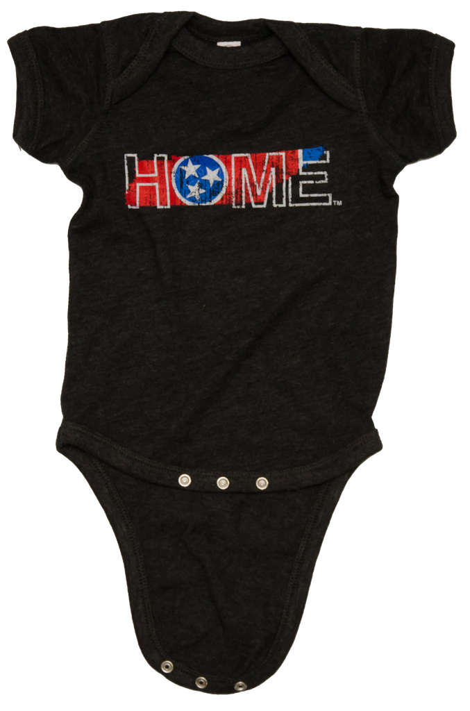TENNESSEE ONESIE | HOME | FLAG