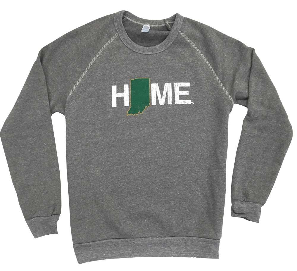 Indiana Sweatshirt | Green/Gold