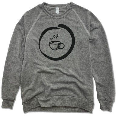 HOMETOWN CAFE | FLEECE SWEATSHIRT | COFFEE MUG