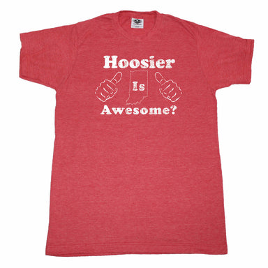 HOOSIER IS AWESOME | RED