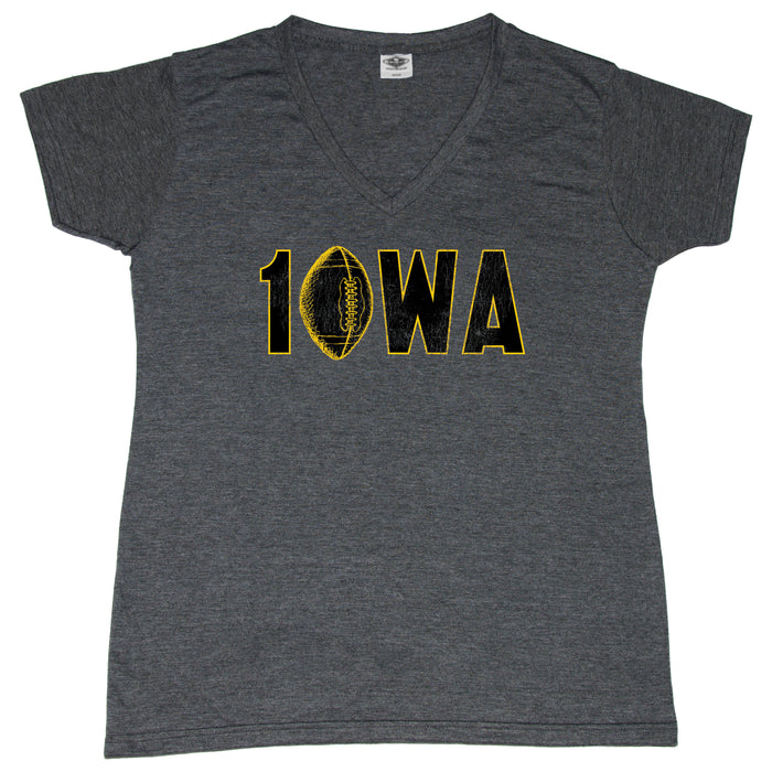 1OWA Football - Ladies' Tee