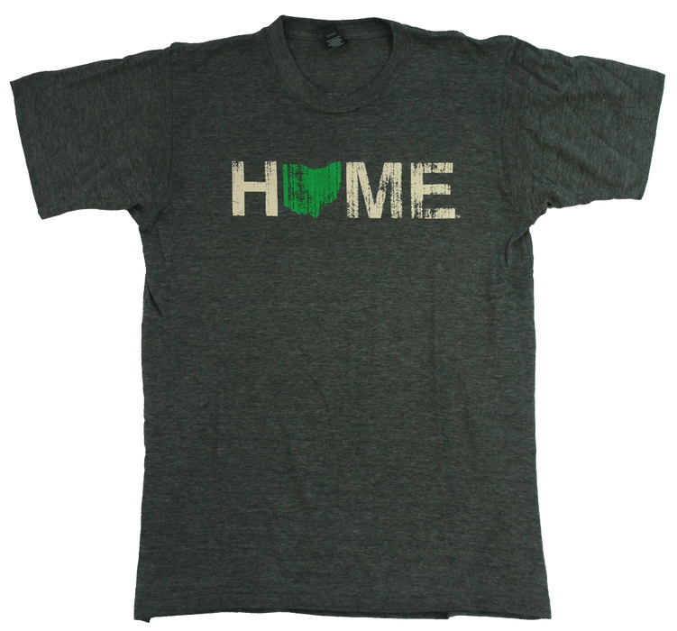 OHIO TEE | HOME | GREEN/EGGSHELL