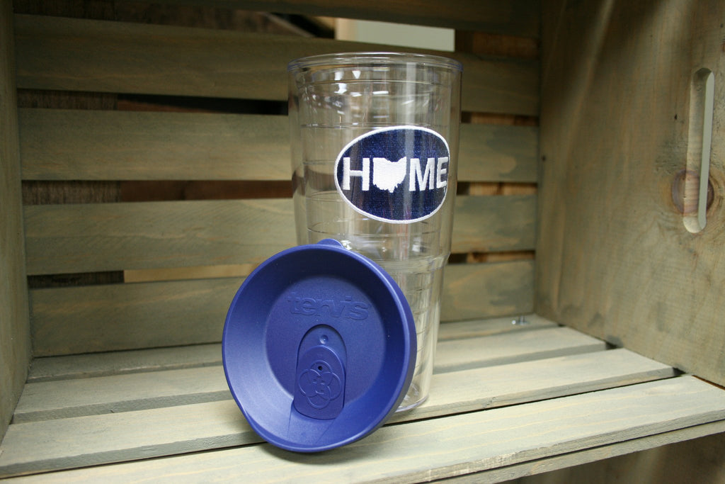 OHIO TERVIS TUMBLER | HOME | NAVY AND WHITE PATCH