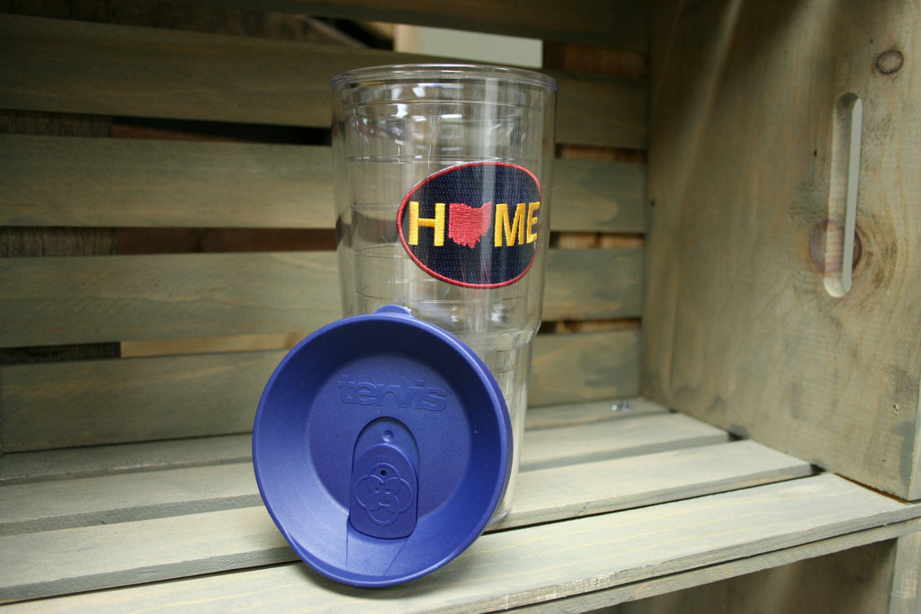 OHIO TERVIS TUMBLER | HOME | WINE AND GOLD PATCH