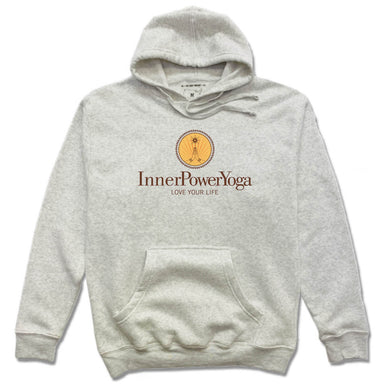 INNER POWER YOGA STUDIO | HOODIE | COLOR LOGO