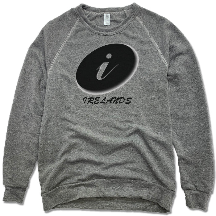 IRELANDS SPA & SALON | FLEECE SWEATSHIRT | LOGO