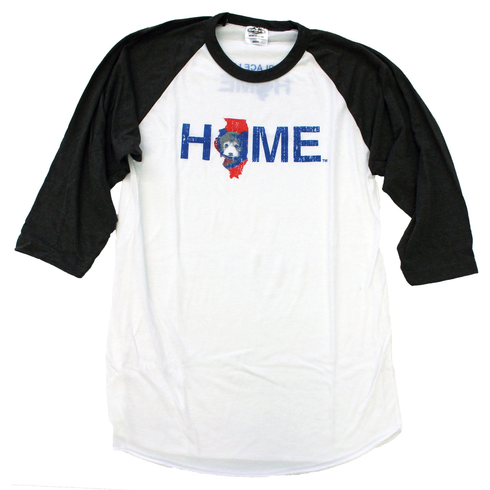 ILLINOIS 3/4 SLEEVE | HOME | BEAR CUB