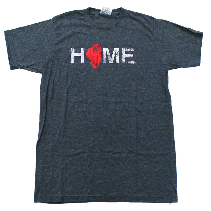 ILLINOIS TEE | HOME | RED